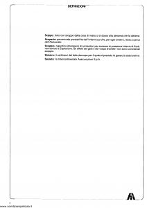 Intercontinentale - Itaca Polizza Globale Per La Dimora Abituale - Modello 08.533-9 Edizione 05-1988 [SCAN] [16P]