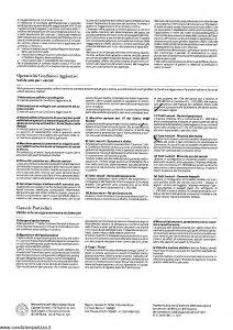 Intercontinentale - Polizza Veicoli E Natanti - Modello 11.027-1 Edizione 08-1994 [5P]