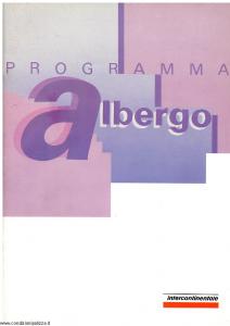 Intercontinentale - Programma Albergo - Modello 08.582-6 Edizione 06-1991 [SCAN] [27P]