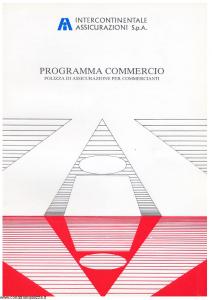 Intercontinentale - Programma Commercio - Modello 08.502-0 Edizione nd [SCAN] [29P]