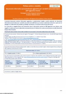 Intesa Sanpaolo Assicura - Malattie Gravi - Modello nd Edizione 15-12-2018 [6P]