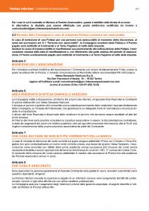 Intesa Sanpaolo Assicura - Polizza Infortuni - Modello 186300 Edizione 12-2018 [38P]