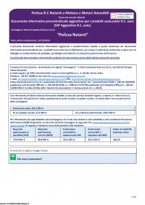 Intesa Sanpaolo Assicura - Polizza Natanti - Modello nd Edizione 15-12-2018 [6P]