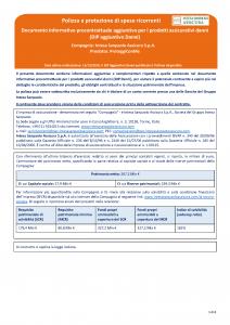 Intesa Sanpaolo Assicura - Proteggi Con Me - Modello nd Edizione 15-12-2018 [8P]