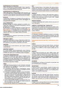 Intesa Sanpaolo Assicura - Viaggia Con Me Formula Chilometri Illimitati - Modello 186297 Edizione 12-2018 [48P]