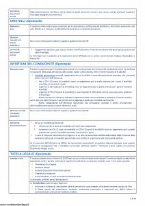 Intesa Sanpaolo Assicura - Viaggia Con Me Formula Chilometri Illimitati - Modello nd Edizione 15-12-2018 [13P]