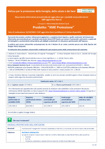 Intesa Sanpaolo Assicura - Xme Protezione - Modello nd Edizione 15-12-2018 [16P]