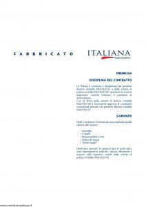 Italiana Assicurazioni - Fabbricato - Modello Multi 53150 [30P]