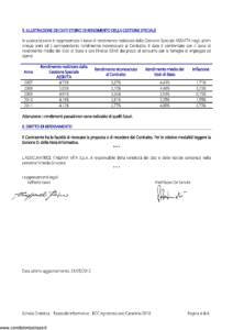 L Assicuratrice Italiana Vita - Bcc Agrobresciano Garantito 2010 - Modello aiv7526 Edizione 31-05-2012 [32P]