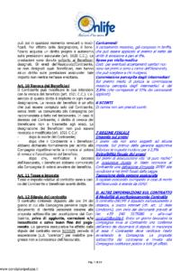 L Assicuratrice Italiana Vita - Onlife Assicura Il Tuo Amore - Modello vl009-04 Edizione 31-05-2011 [8P]