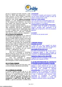 L Assicuratrice Italiana Vita - Onlife Assicura Il Tuo Amore - Modello vl009-04 Edizione 31-05-2012 [9P]