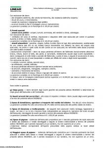 Linear - Polizza Multirischi Dell'Abitazione - Modello nd Edizione 09-2009 [13P]