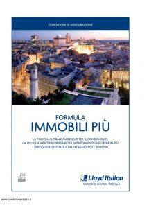 Lloyd Italico - Formula Immobili Piu' - Modello s01l-490 Edizione 07-2009 [46P]