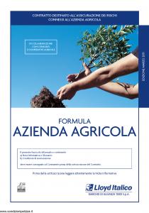 Lloyd Italico - Formula Azienda Agricola - Modello s01l-450 Edizione 03-2011 [66P]