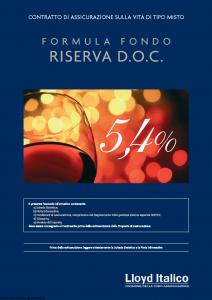 Lloyd Italico - Formula Fondo Riserva Doc - Modello s11l-159 Edizione 06-2008 [38P]