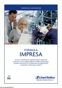 Lloyd Italico - Formula Impresa - Modello s01l-475 Edizione 01-2010 [84P]