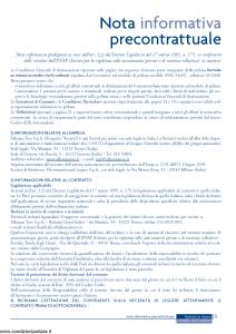 Lloyd Italico - Formula Su Misura Incendio Rischi Ordinari - Modello s01l-200 Edizione 01-2005 [24P]