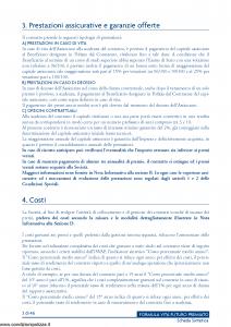 Lloyd Italico - Formula Vita Futuro Premiato - Modello s11l-138 Edizione 09-2009 [48P]