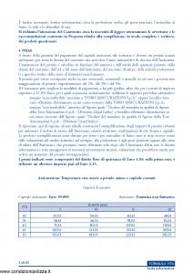 Lloyd Italico - Formula Vita - Modello s11l-101 Edizione 01-12-2005 [32P]