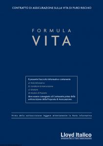 Lloyd Italico - Formula Vita - Modello s11l-144 Edizione 04-2008 [36P]