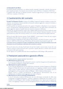 Lloyd Italico - Formula Vita Risparmio Protetto - Modello s11l-116 Edizione 05-2012 [62P]