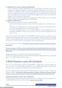 Lloyd Italico - Formula Vita Risparmio Protetto - Modello s11l-116 Edizione 05-2013 [58P]
