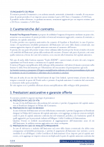 Lloyd Italico - Formula Vita Risparmio Protetto - Modello s11l-116 Edizione 11-2011 [58P]