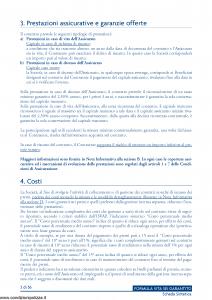 Lloyd Italico - Formula Vita Sei Garantito - Modello s11l-186 Edizione 09-2009 [38P]