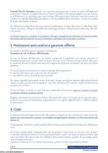 Lloyd Italico - Formula Vita Sei Garantito - Modello s11l-186 Edizione 12-2010 [38P]