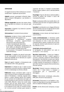 Lloyd Italico - Polizza Albergo - Modello s01l-401 Edizione 12-1998 [32P]