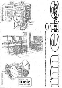 Meie - Elettronica - Modello 9-20091-15 Edizione 06-1988 [SCAN] [7P]