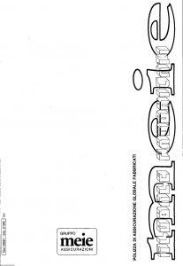 Meie - Globale Fabbricati - Modello 9-888-1 Edizione 02-1989 [SCAN] [7P]