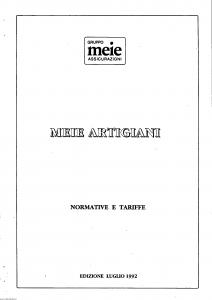 Meie - Meie Artigiani - Modello r8888za1 Edizione 07-1992 [SCAN] [17P]
