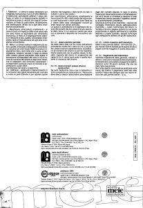Meie - Meie Incendio - Modello t8081a1 Edizione 03-1989 [SCAN] [4P]