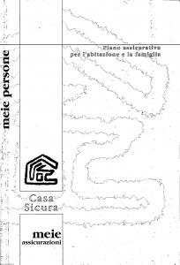 Meie - Meie Persone Casa Sicura - Modello h8888011 Edizione 02-1999 [SCAN] [36P]