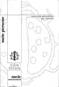 Meie - Meie Persone Indennita' Giornaliera Per Ricoveri - Modello h8020041 Edizione 12-1998 [SCAN] [15P]