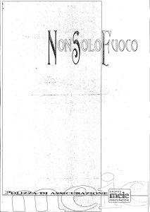 Meie - Non Solo Fuoco - Modello t8081b1 Edizione 05-1997 [SCAN] [11P]