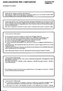 Meie - Nuova Meie Famiglia Fai Da Te Polizza Per La Tua Famiglia - Modello 888-9 Edizione 07-1987 [SCAN] [58P]