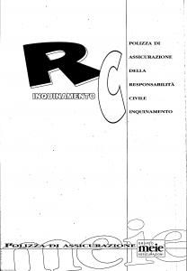 Meie - Rc Inquinamento - Modello t8131d1 Edizione 05-1997 [SCAN] [7P]