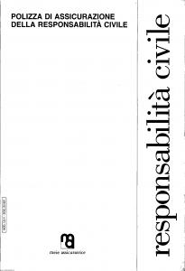 Meie - Responsabilita' Civile - Modello 131-1 Edizione 06-1987 [SCAN] [6P]