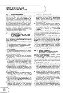 Meie Aurora - 6 In Salute Polizza Servizio Carta Sanitaria - Modello u1605a Edizione 06-2001 [SCAN] [17P]