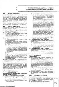 Meie Aurora - Naviblu Assicurazione Unita' Da Diporto - Modello u8601a Edizione 01-04-2003 [SCAN] [25P]