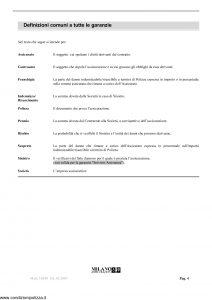 Milano Assicurazioni - Commercio 2000 - Modello 10290 Edizione 01-2007 [44P]
