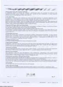 Milano Assicurazioni - Difesa Piu' Casa One - Modello 6984 Edizione 01-2002 [SCAN] [28P]