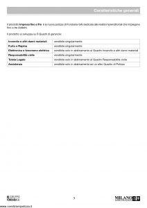 Milano Assicurazioni - Difesa Piu' Impresa Fino A Tre Norme E Tariffe - Modello 11735 Edizione 07-2012 [30P]