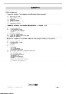 Milano Assicurazioni - La Mia Assicurazione Multirischi - Modello 11291 Edizione 07-2006 [18P]