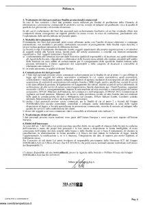 Milano Assicurazioni - Partner Rc Professionista Attivita' Liberali - Modello 11009l Edizione 06-2006 [36P]