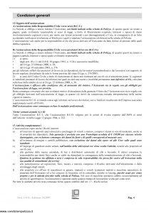 Milano Assicurazioni - Rc Imprese Edili - Modello 11416 Edizione 10-2007 [18P]