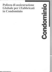 Milano La Previdente - Globale Fabbricati In Condominio - Modello nd Edizione 11-1997 [SCAN] [17P]