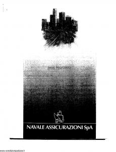 Navale - Commercio Ed Uffici - Modello 902 Edizione 2002 [SCAN] [22P]